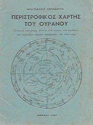 Περιστροφικός χάρτης του ουρανού