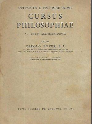Cursus Philosophiae