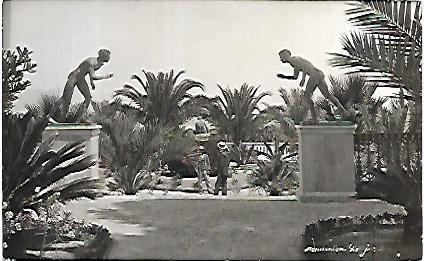 Achilleion. Le Jardin
