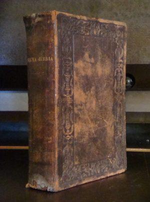 La Sacra Bibbia ossia l' Antico e il Nuovo Testamento
