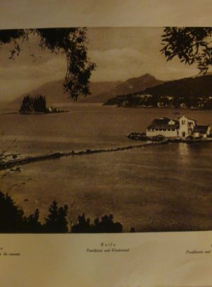 Korfu – Ponticonisi und Klosterinsel
