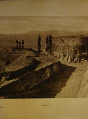 Korfu – Im Neuen Fort