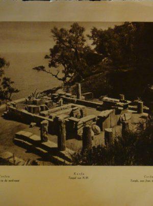 Korfu – Tempel von N.W.