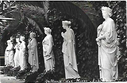 Galerie des Muses – Achilleion