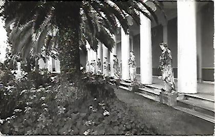 Les Muses Achilleion, Corfou