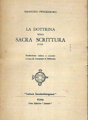 La Dottrina sulla Sacra Scrittura
