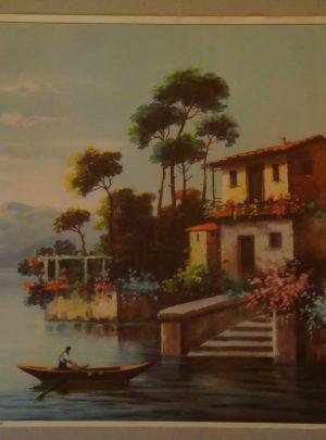 Τοπίο στην Ιταλία
