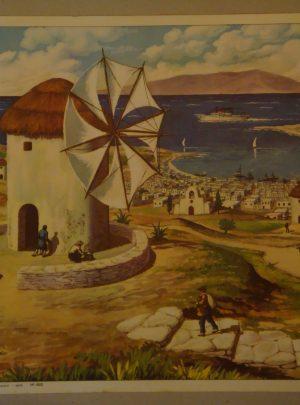 Αιγαιοπελαγίτικο νησί