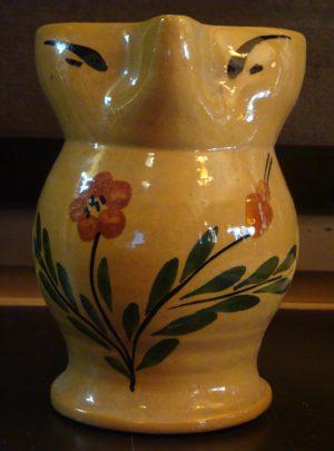 Κερκυραϊκή παραδοσιακή κεραμική – κανατάκι