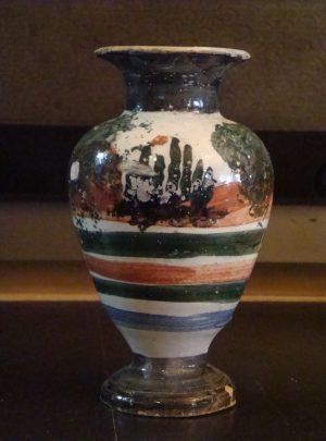 Κερκυραϊκή παραδοσιακή κεραμική – βάζο